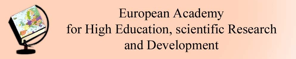 European Academy for High Education, Scientific Reaserch and Development